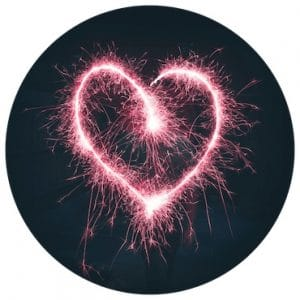 guided meditation heart benefits concept